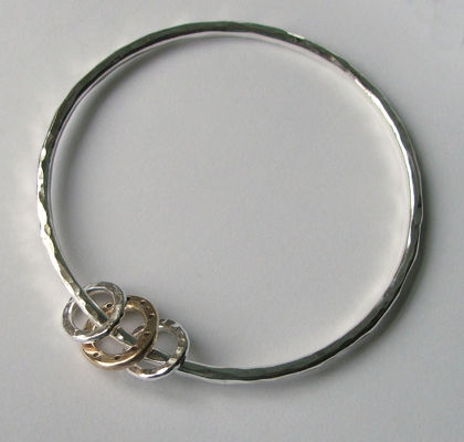 Picture for designer Nikki Stringer Bangles
